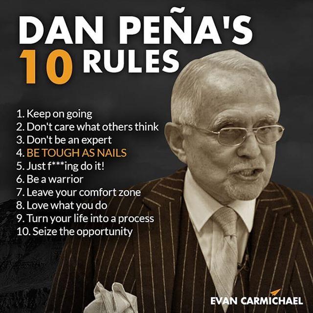 dan penas top 10 rules