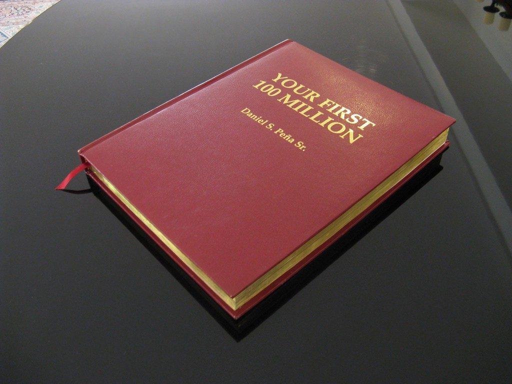 100 million book dan pena