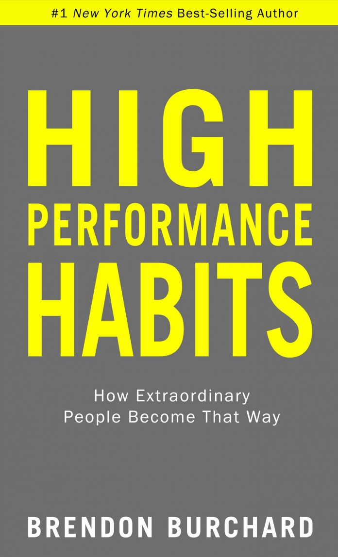 High performance habits in a slow world